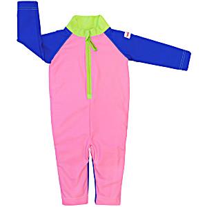 Детский купальный костюм ImseVimse розово-голубой