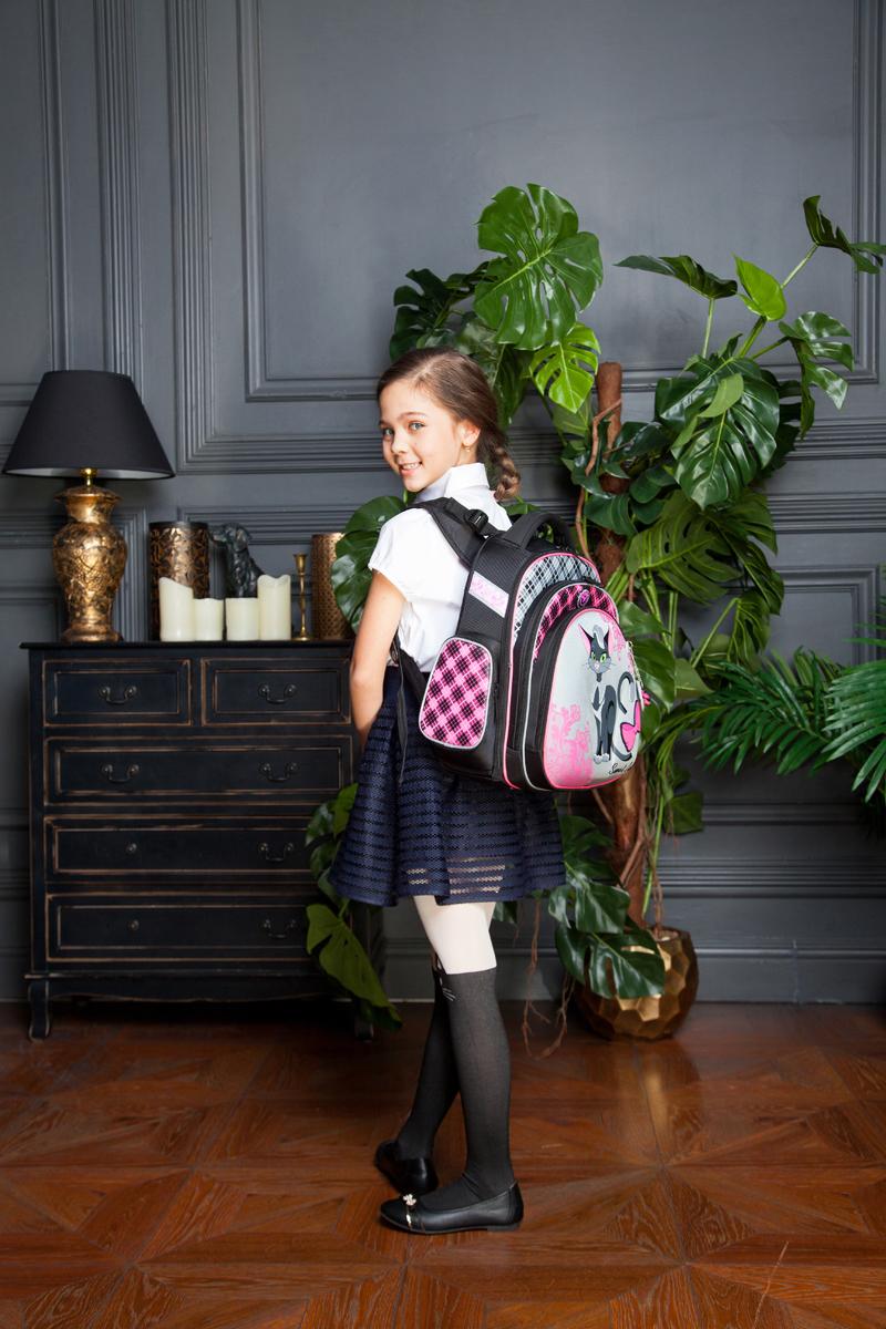 Школьный рюкзак Hummingbird TK54 официальный с мешком для обуви, - фото 6