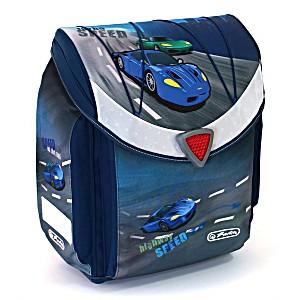 Школьный ранец Herlitz Flexi Plus SPEED без наполнения Скорость